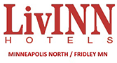 LivINN Hotel Minneapolis North/Fridley - 5201 Central Ave NE, Fridley, Minnesota 55421