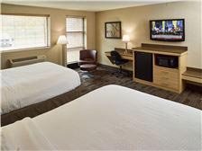 LivINN Hotel Minneapolis North/Fridley Rooms - LivINN Fridley Garden Court Queen