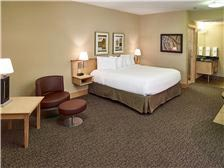 LivINN Hotel Minneapolis North/Fridley Rooms - LivINN Fridley Garden Court King