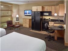 LivINN Hotel Minneapolis North/Fridley Rooms - LivINN Fridley Executive Queen