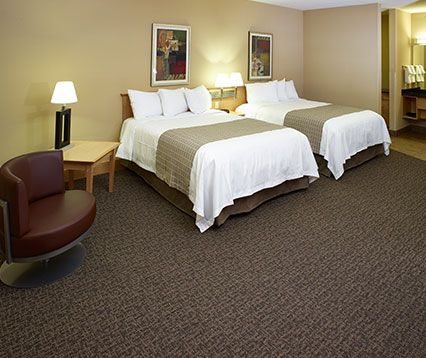 Rooms at LivINN Hotel Minneapolis North/Fridley