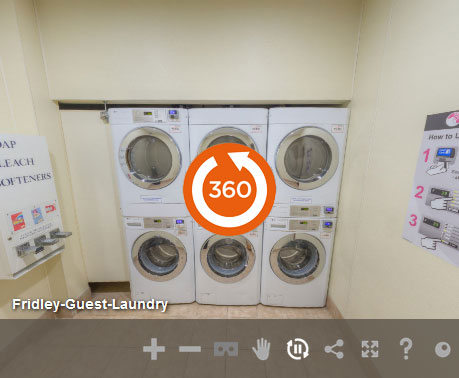 Laundry at LivINN Hotel Minneapolis North/Fridley