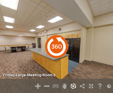 Meeting Room Large at LivINN Hotel Minneapolis North/Fridley