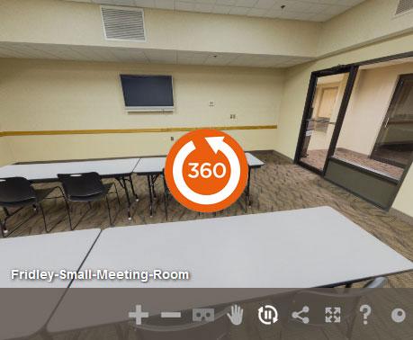 Meeting Room Small at LivINN Hotel Minneapolis North/Fridley