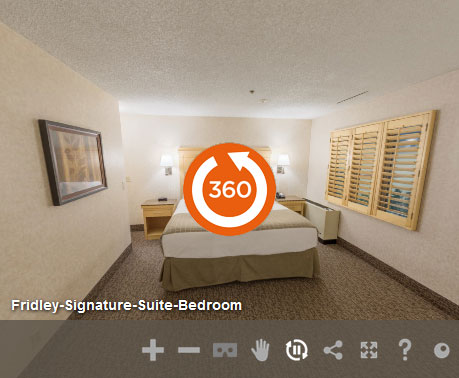 Signature Suite Non Smoking of LivINN Hotel Minneapolis North/Fridley